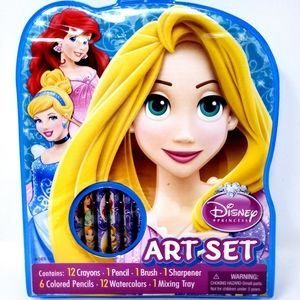 Disney Princess Art Set Brand New
